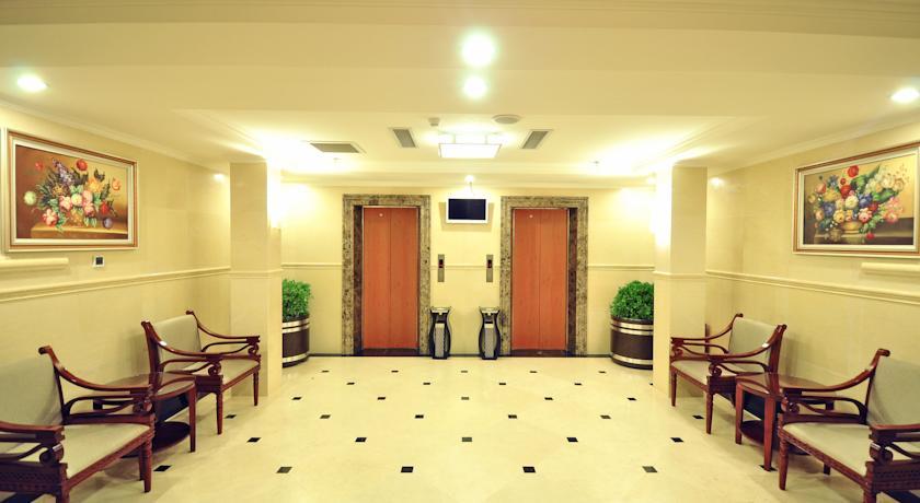 Hallway Miran Tashkent