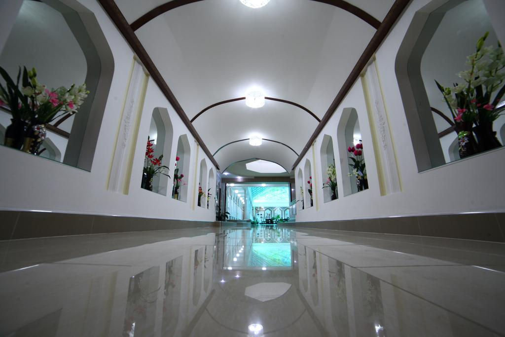 Hallway Modarihon Bukhara 1