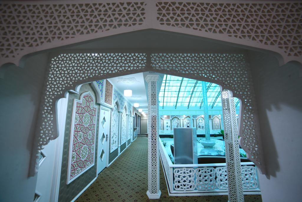 Hallway Modarihon Bukhara