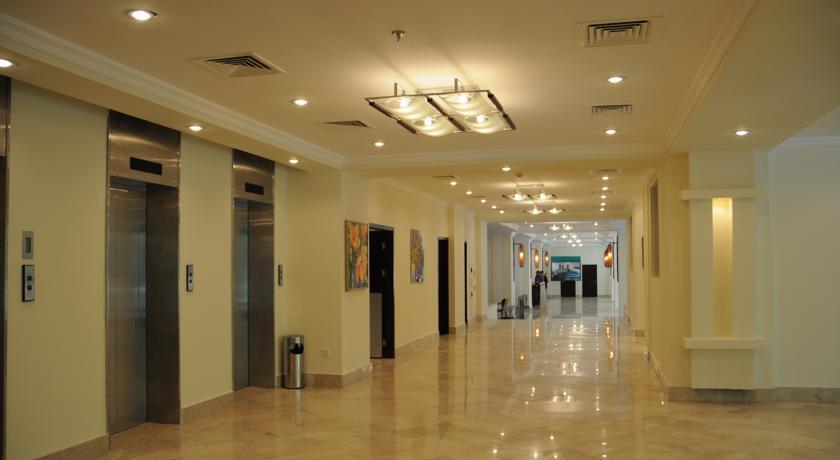 Hallway Ramada Tashkent