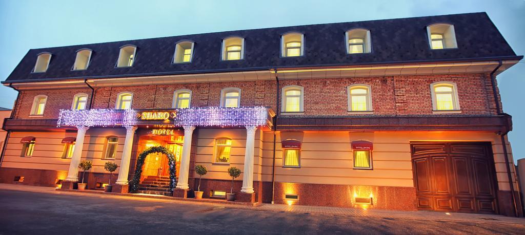 Hotel Sharq Tashkent