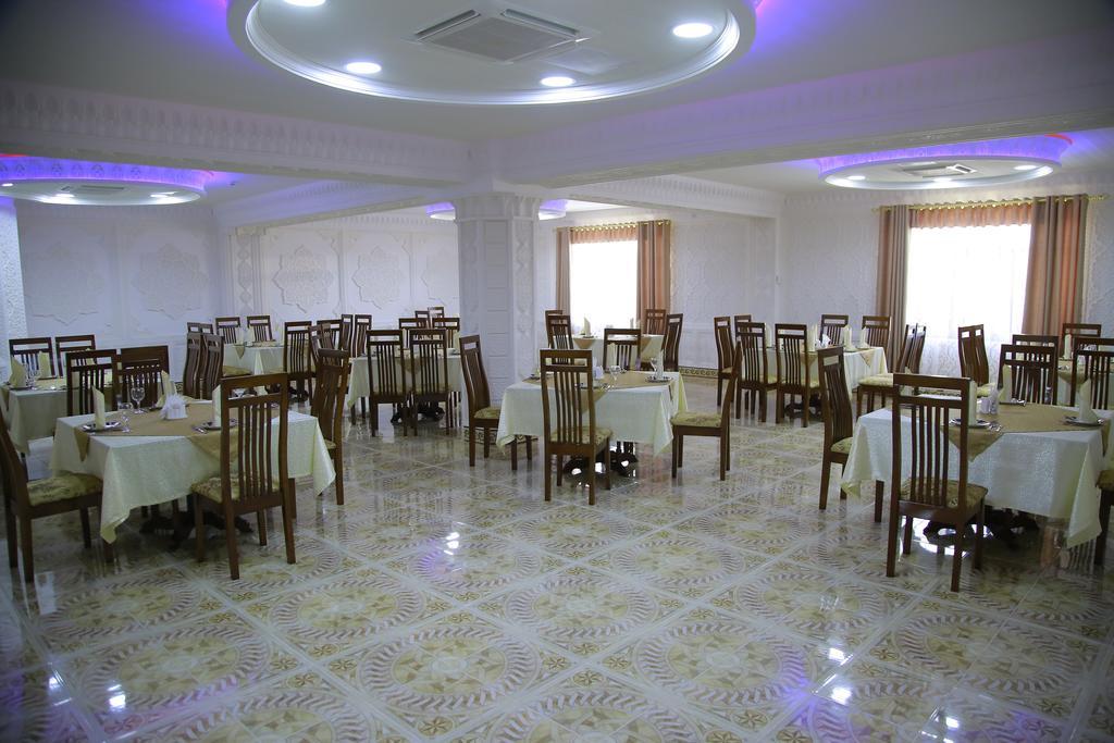 Hotel Zilol Baxt Samarkand Restaurant 2