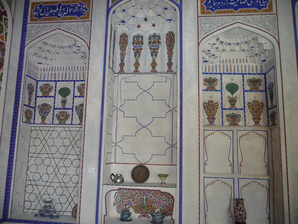Hovly Poyon Bukhara 13