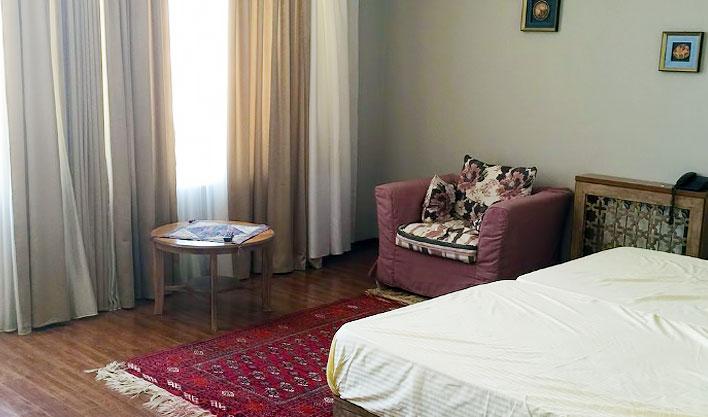 Double Room Jipek Joli Nukus