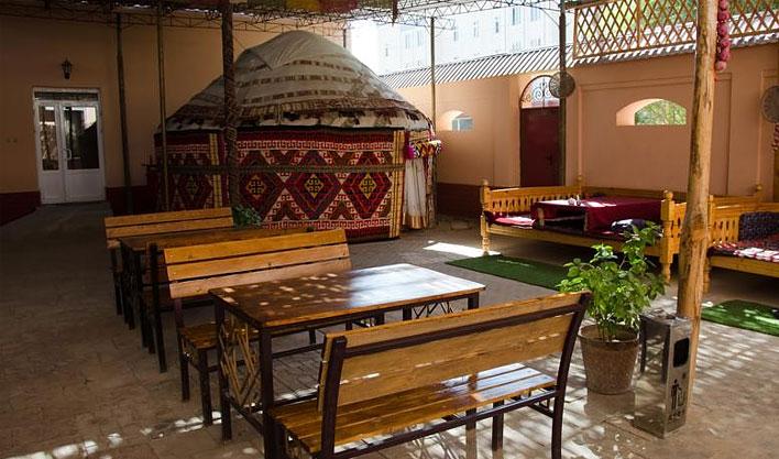 Restaurant Jipek Joli Nukus