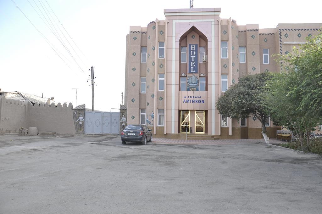 Madrasa Aminhan Khiva