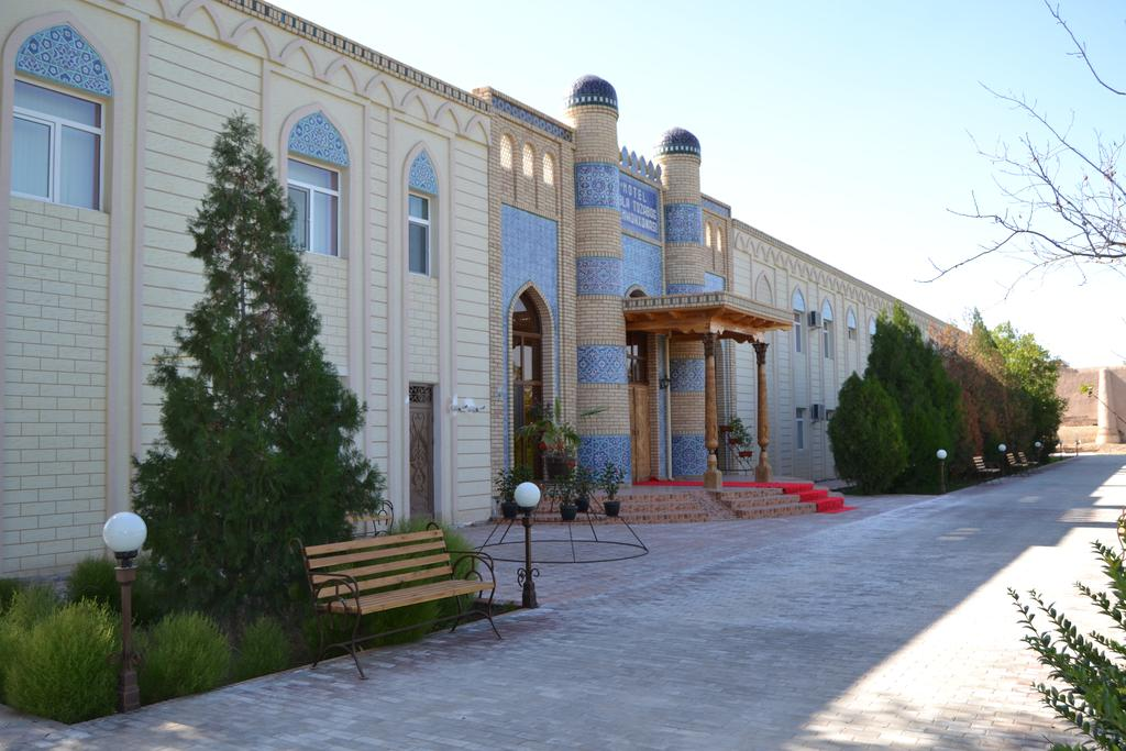 Qibla Tozabog Khiva 6