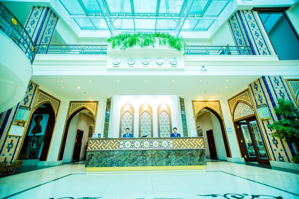 Reception City Palace Tashkent 1