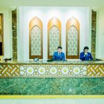 Reception City Palace Tashkent