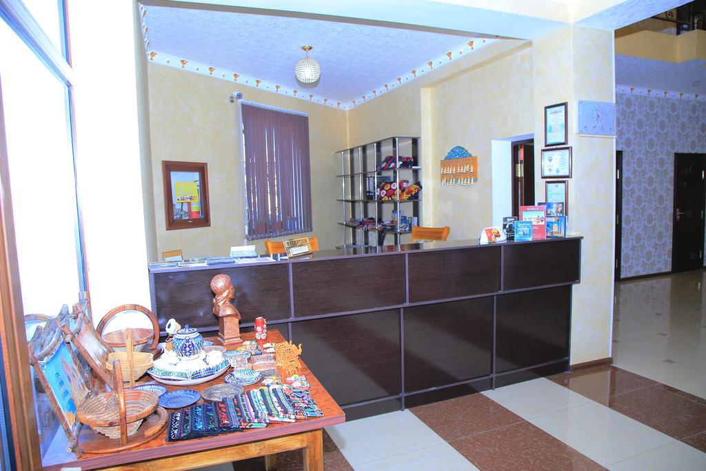 Reception Euroasia Khiva 1
