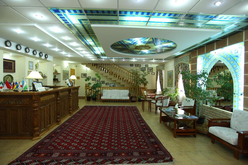 Reception Grand Samarkand 2