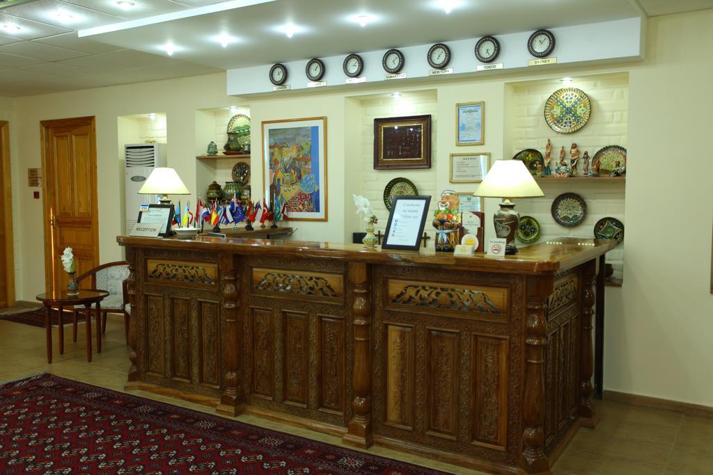 Reception Grand Samarkand