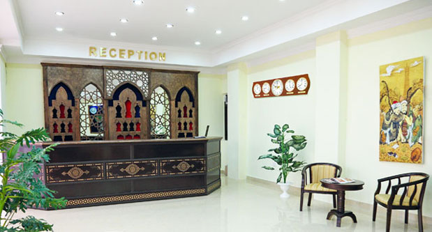 Reception Rangrez Bukhara