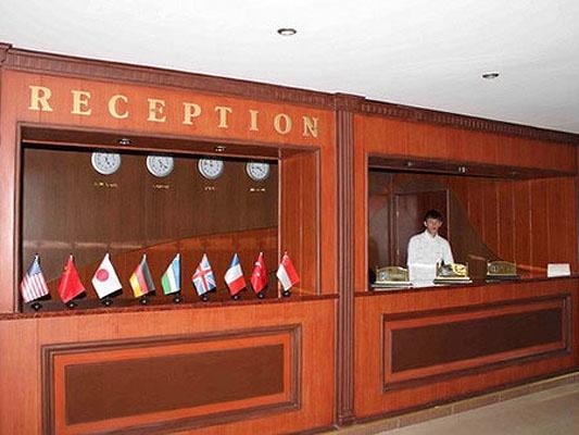 Reception Shahrisabz Yulduzi