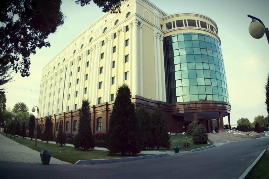 Registan Plaza Samarkand 1