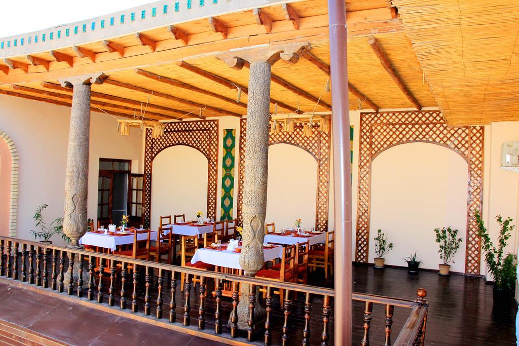 Restaurant Arkonchi Khiva 3