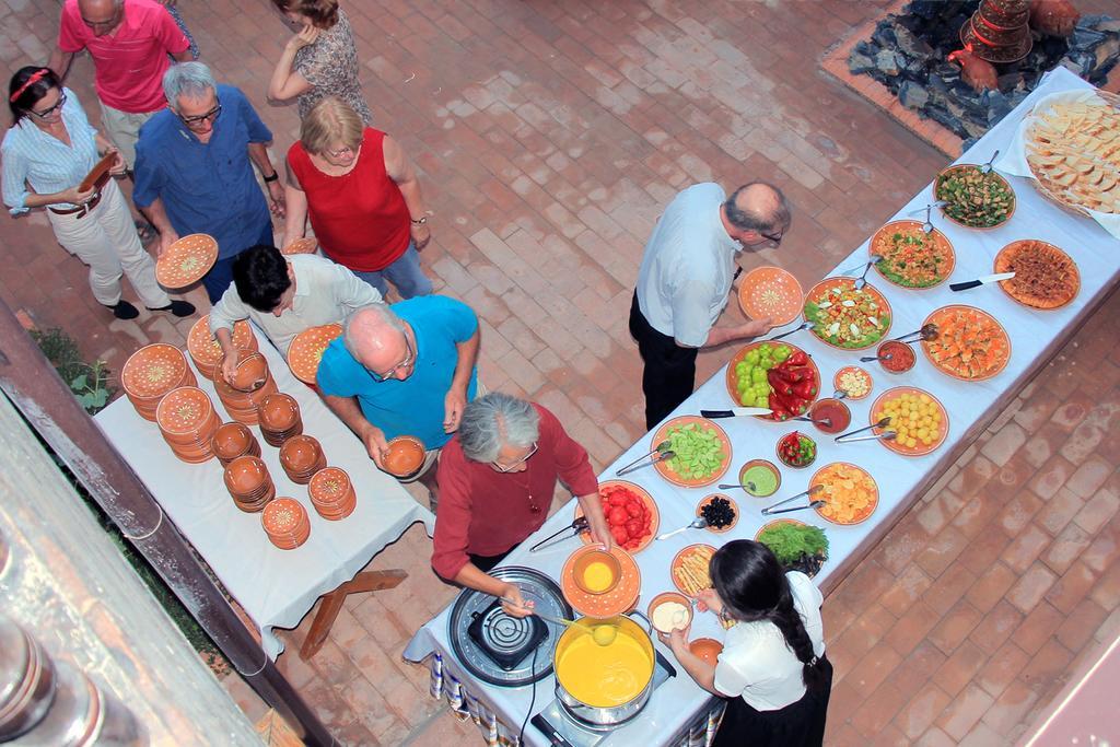 Restaurant Arkonchi Khiva 4