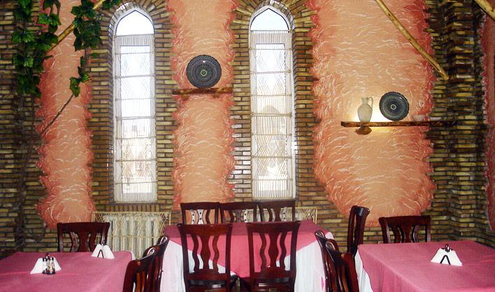 Restaurant Asia Bukhara 2