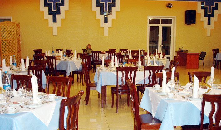 Restaurant Asia Bukhara 3