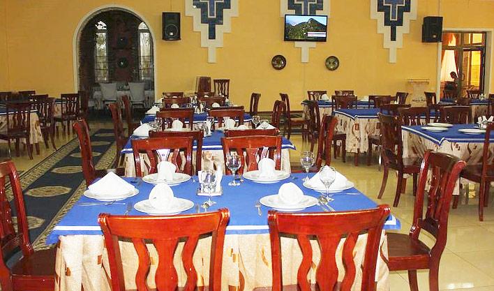 Restaurant Asia Bukhara