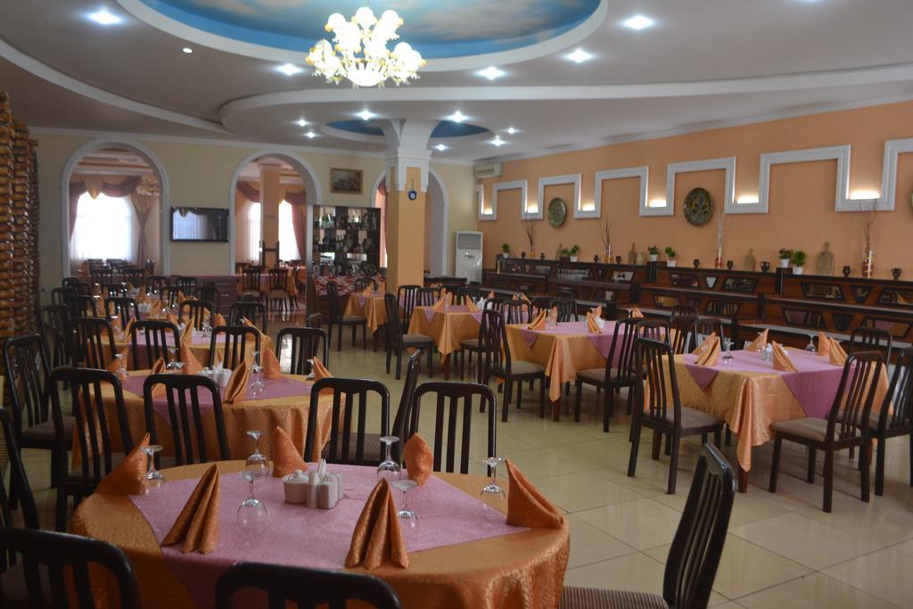 Restaurant Asia Khiva