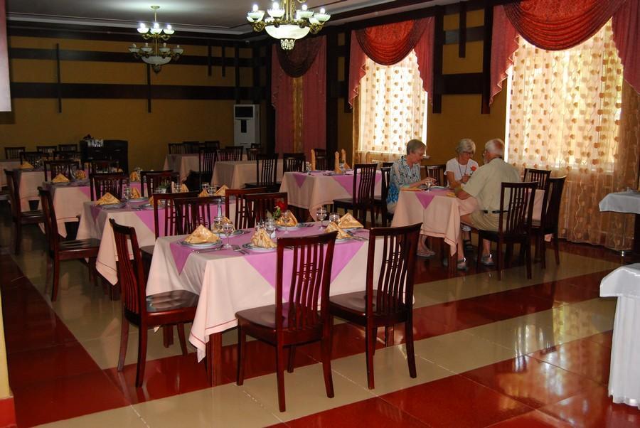 Restaurant Asia Samarkand