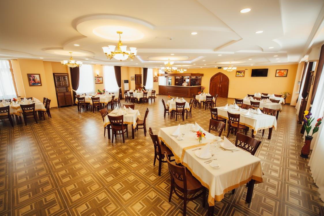 Restaurant Bek Khiva 2