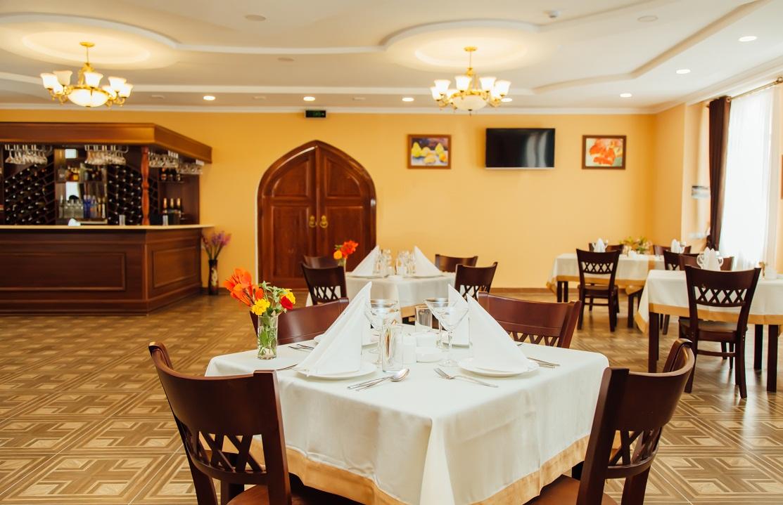 Restaurant Bek Khiva 4