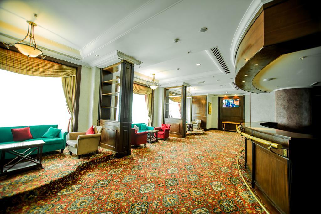 Restaurant City Palace Tashkent