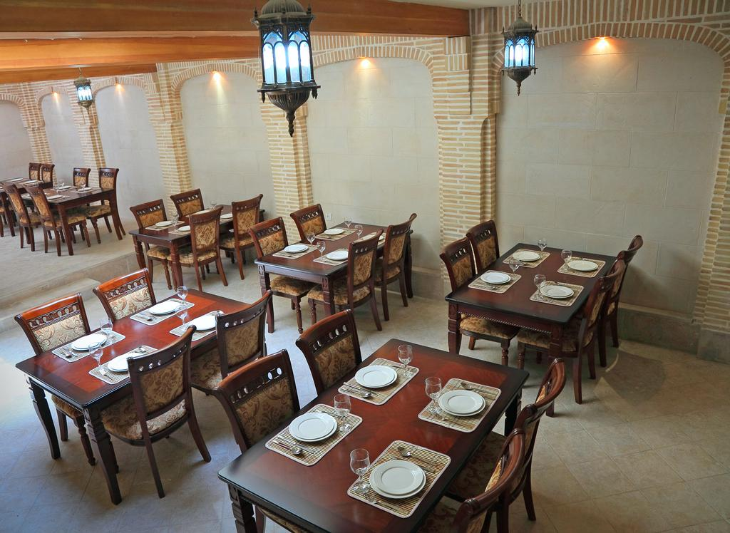 Restaurant Devonbegi Bukhara