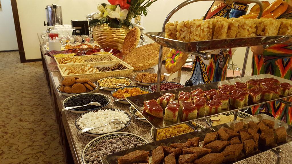 Restaurant Emirhan Samarkand 1