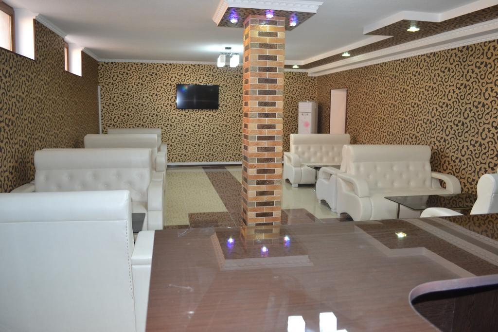 Restaurant Euroasia Khiva 2