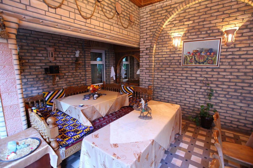 Restaurant Grand Samarkand 1