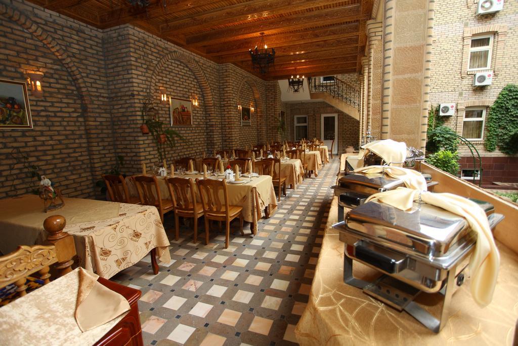 Restaurant Grand Samarkand 4