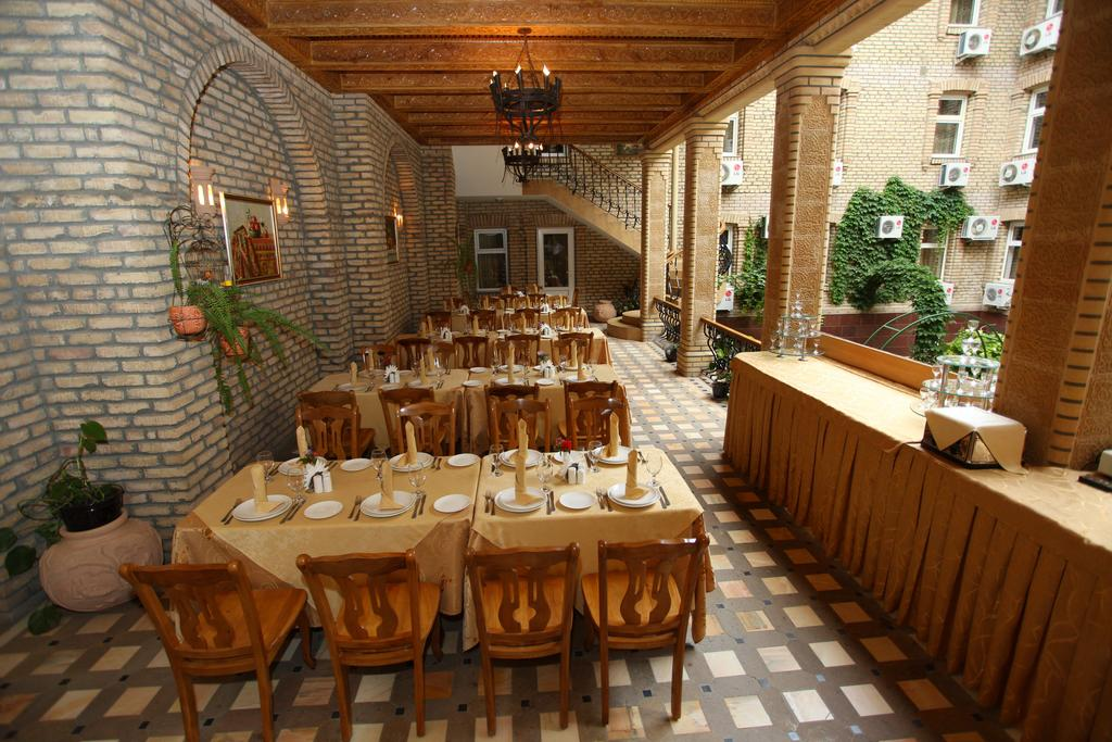 Restaurant Grand Samarkand