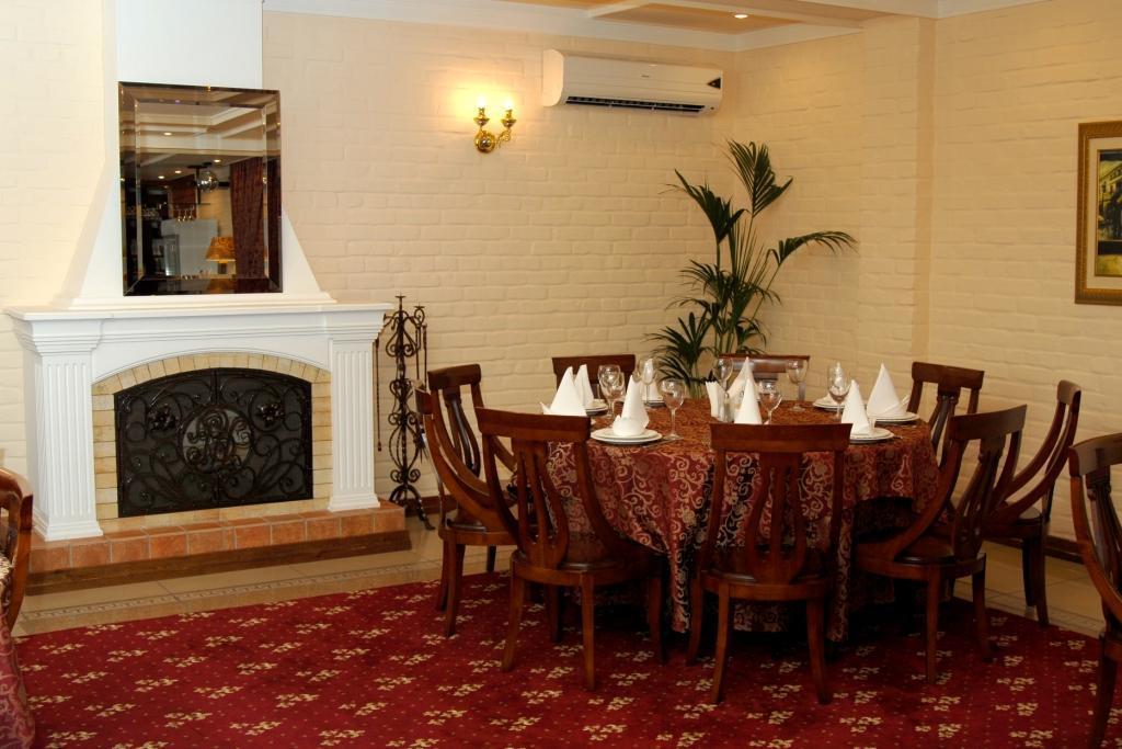 Restaurant Hotel Bek Tashkent 2