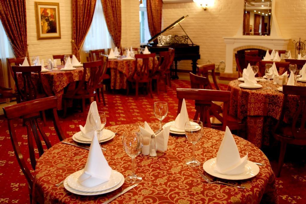 Restaurant Hotel Bek Tashkent 4