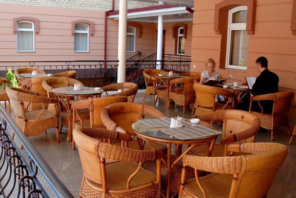 Restaurant Hotel Bek Tashkent