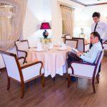 Restaurant Hotel Sharq Tashkent 8