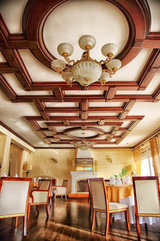 Restaurant Hotel Sharq Tashkent