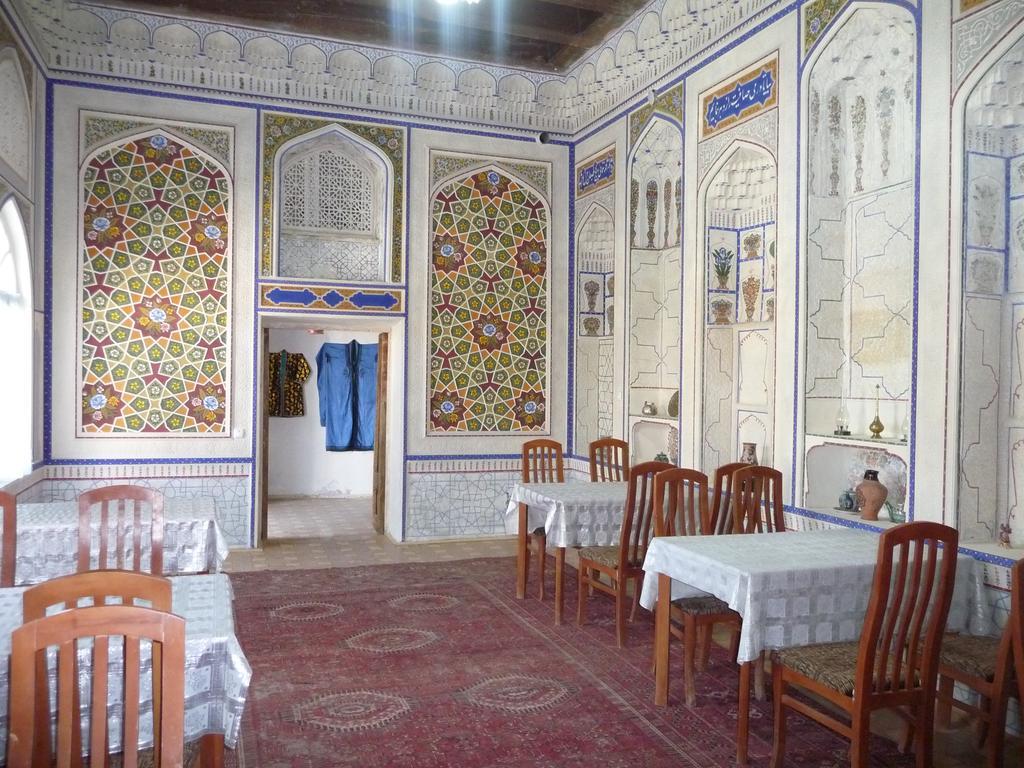 Restaurant Hovly Poyon Bukhara 1