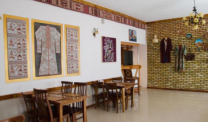 Restaurant Jipek Joli Nukus 1