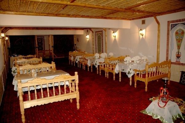 Restaurant Kabir Bukhara 1