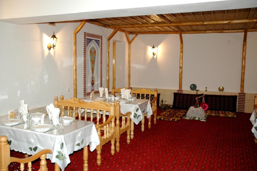 Restaurant Kabir Bukhara