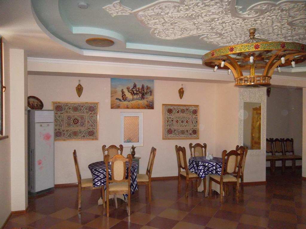 Restaurant Kala Khiva 1