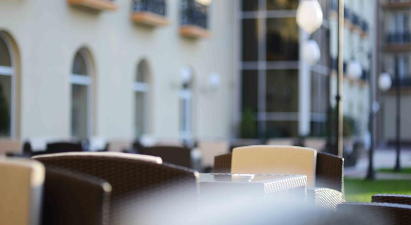 Restaurant Lotte City Tashkent Palace 2