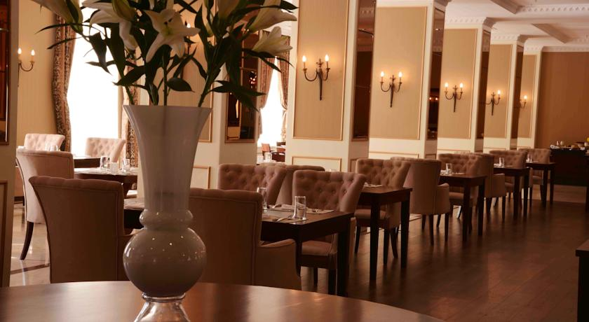Restaurant Lotte City Tashkent Palace