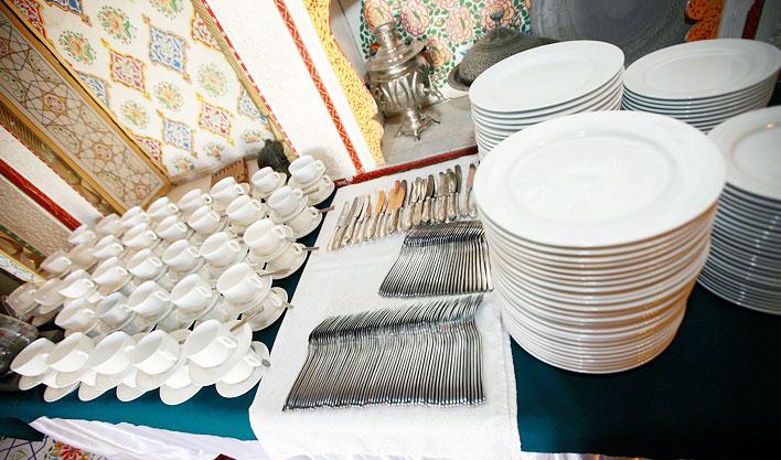 Restaurant Lyabi Haus Bukhara 1