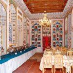 Restaurant Lyabi Haus Bukhara
