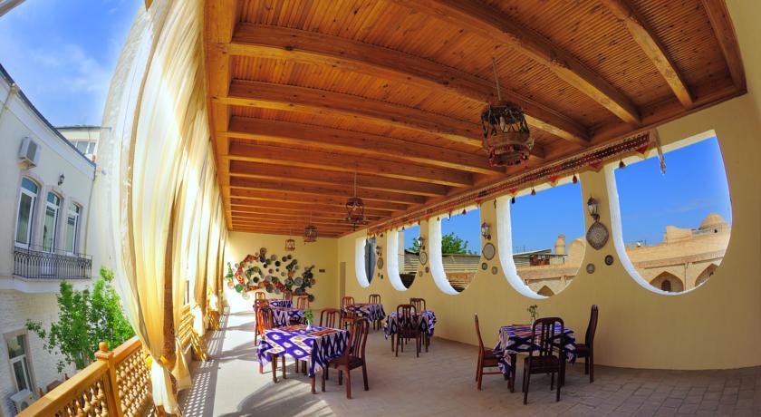 Restaurant Malika Bukhara 2